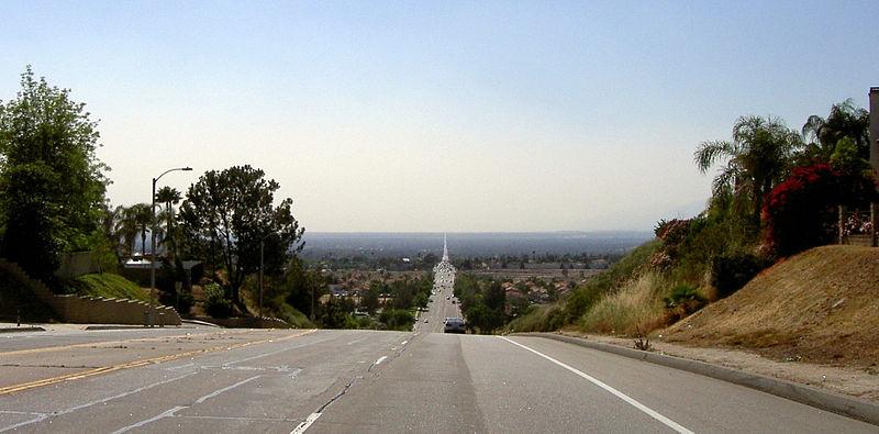 Baseline Road