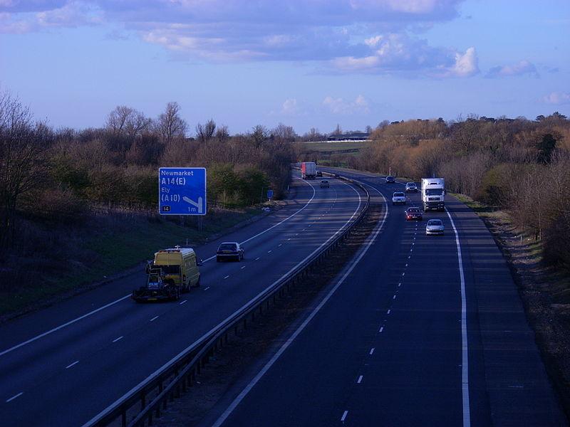 M1111 motorway