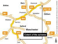 UK motorway upgrade