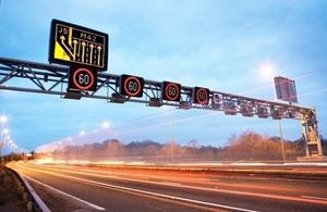 m42 highway england