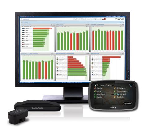 WEBFLEET & OptiDrive 360