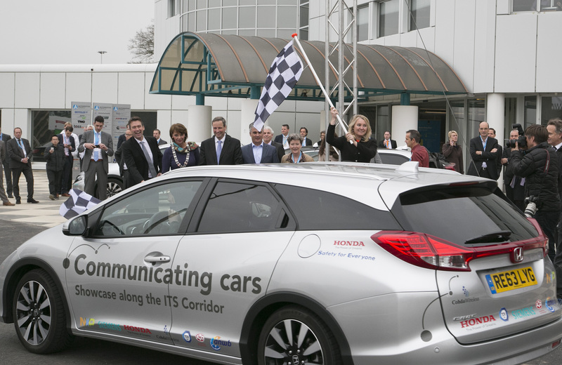 Communicating Car
