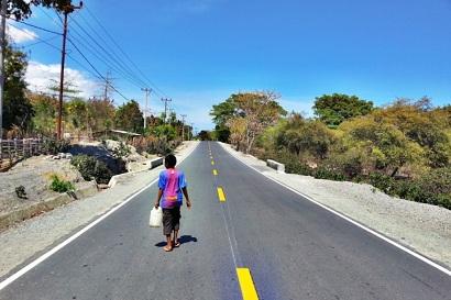 timor road
