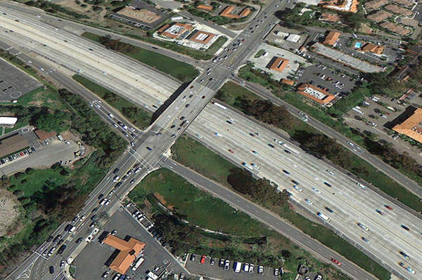 The existing Ortega Highway Interchange was unable to meet the increasing vehicular traffic.