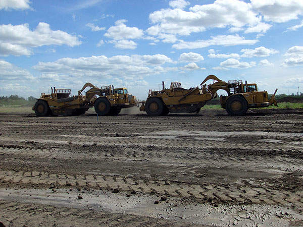 Construction on the north-eastern section of Anthony Henday Drive commenced in May 2012.
