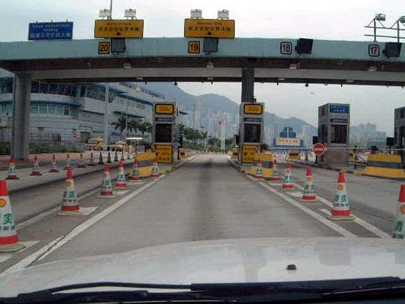 Hong Kong's ITS makes use of CCTV systems and sensors to collect traffic information.