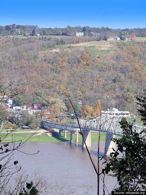 The Milton Madison Bridge project involved the replacement of the old Ohio River Bridge.