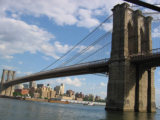 The $508m Brooklyn Bridge Rehabilitation project was commenced on 2 June 2010. The project is expected to take four years to complete.