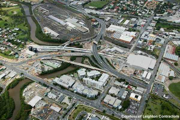 The North-South Bypass Tunnel in Brisbane will be the longest tunnel in Australia when it is completed.