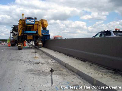UK's Highway Safety is Set in Concrete