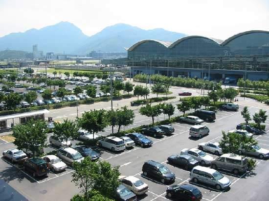 Hong Kong Airport Parking Management System - Verdict Traffic