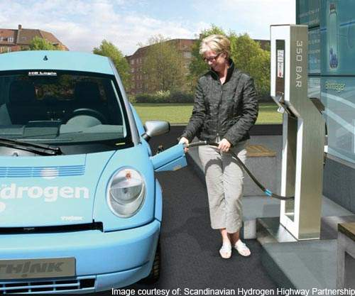 The Hydrogen Highway will stretch from Norway to Germany and is hoped to set a precedent for the rest of the world.