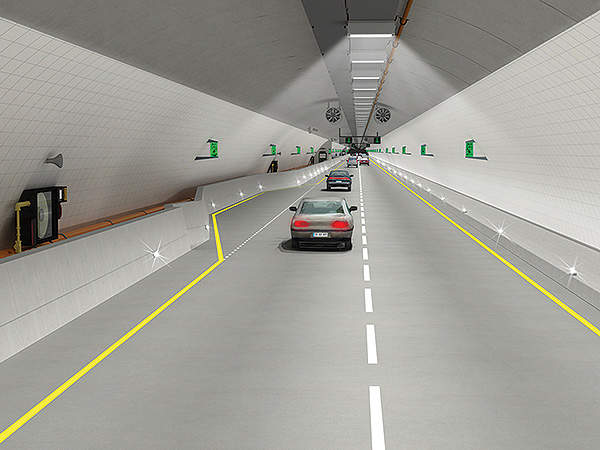 Eurasia tunnel decreases the travel time between Kazlicesme and Goztepe by 85 minutes.