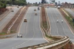 The Nairobi-Thika superhighway is apart of the Great North-Trans African Highway.