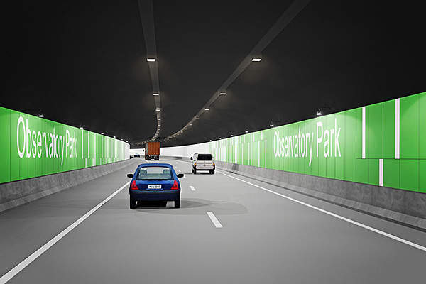 The NorthConnex will be a twin lane motorway comprising of 9km-long tunnels.