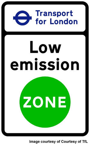 In February 2008 TfL introduced the new low emission zone for lorries entering London, hoping to cut pollution levels across the city.
