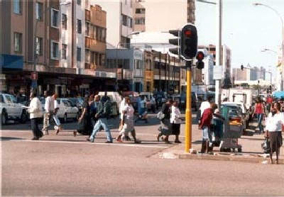 The busy Durban CBD needed a new parking system.
