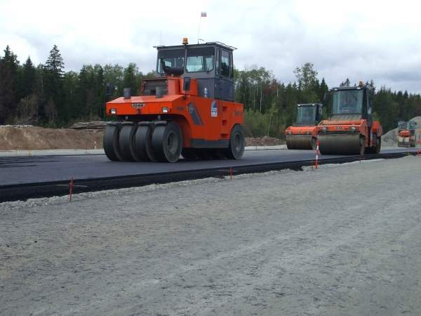 The 650km-long Moscow - St. Petersburg M11 toll motorway will ease the traffic flow on Russia's busiest highway, the M10. Image courtesy of VINCI Concessions.