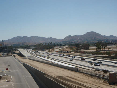 I-215 Widening Project - Verdict Traffic