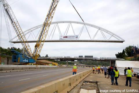 The R21 incremental bridge project.