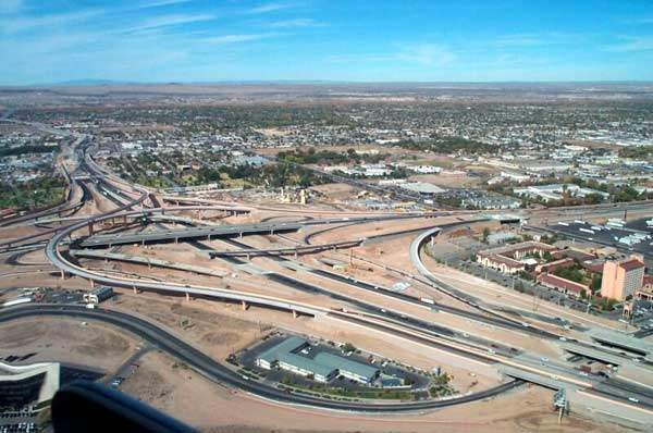 During the Big-I reconstruction project in Albuquerque, New Mexico, extensive use was made of an Intelligent Transportation System to collect traffic data and publish relevant construction related messages for motorists.