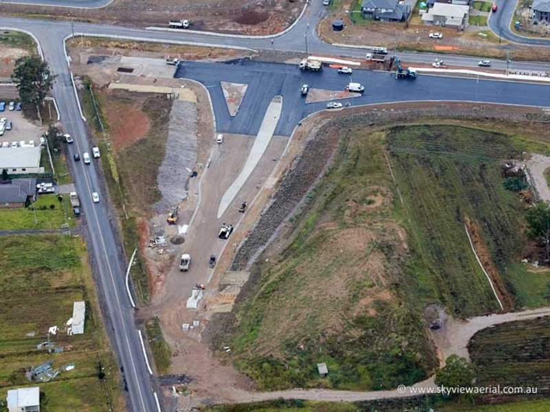 Schofields Road Upgrade and Extension