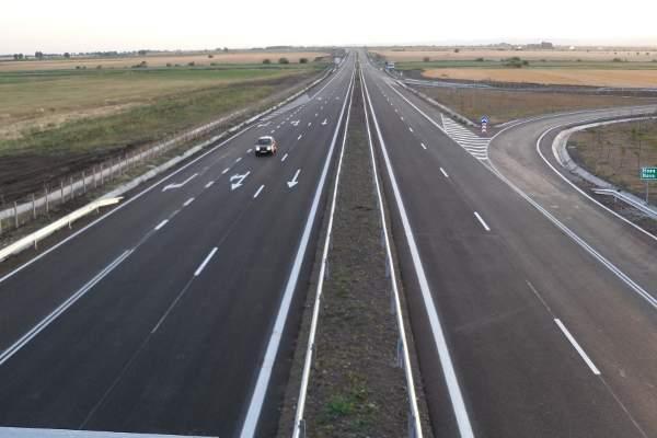 The Thrace Motorway / Trakia highway will span 360km.
