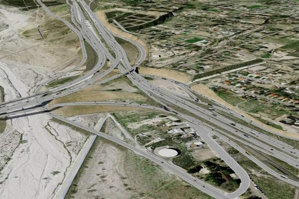 The $324m Devore Interchange Project in the San Bernardino county of California is scheduled for completion in mid-2016.