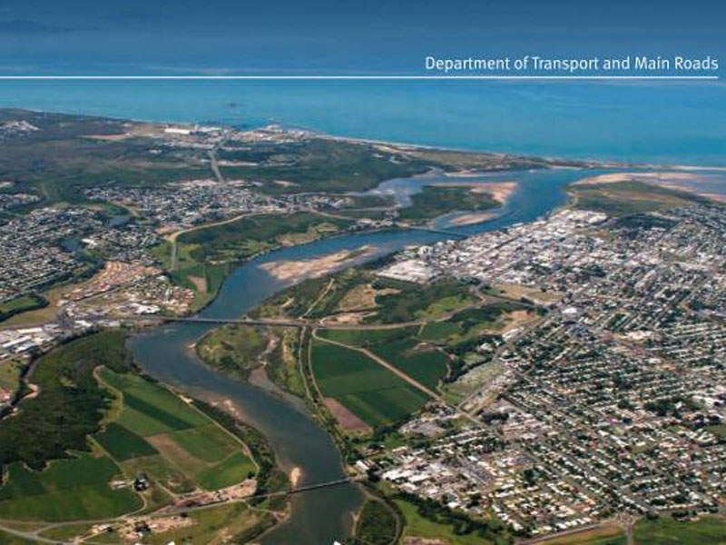 The 11.8km first phase of the Mackay Ring Road project will stretch across Stockroute road and Bald Hill road. Image courtesy of Queensland Government.