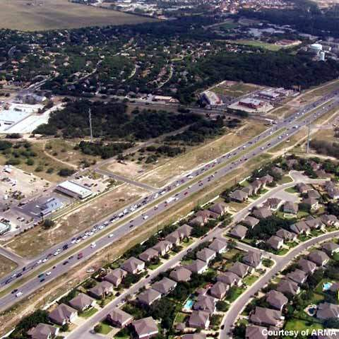 The $330m project involves the design and construction of eight miles of road layout.
