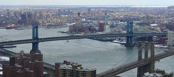 Manhattan Bridge Reconstruction New York Verdict Traffic