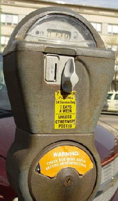The old parking meter system was open to abuse and cost too much to run.
