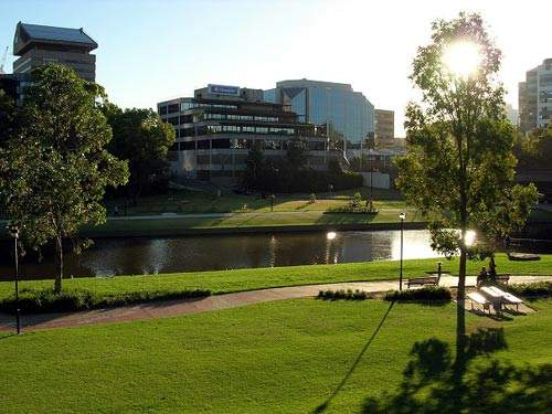 Parramatta is the hub for the transitway service, with the Liverpool-Parramatta T-way being the first to open in 2003.