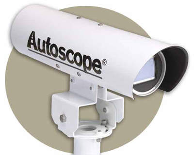 75 Autoscope vision processors for video vehicle detection systems are integrated into Athens' traffic management system.