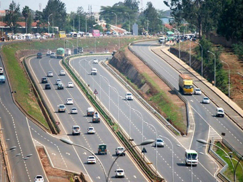 Construction on the Nairobi-Mombasa Highway expansion project will commence in 2018. Image courtesy of www.mygov.go.ke.