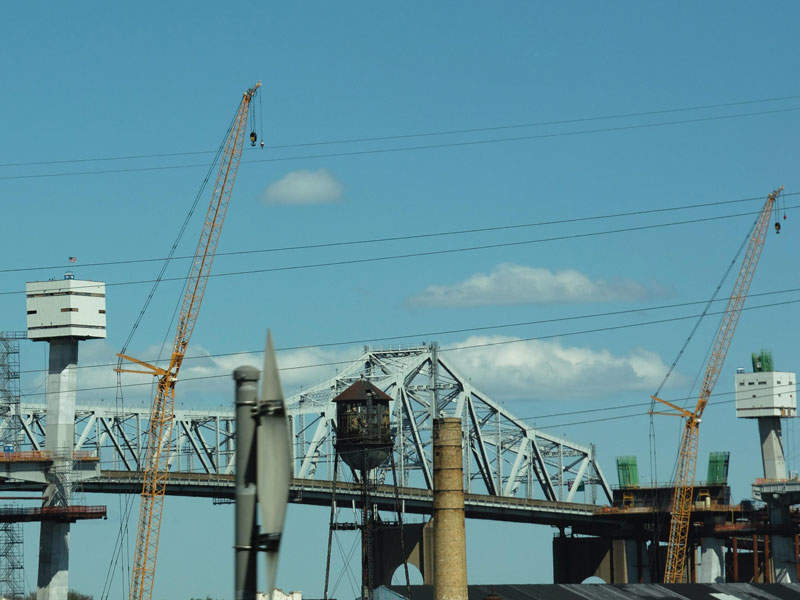 The replacement bridge features smart bridge technology. Image courtesy of cisc1970.