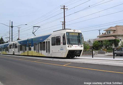 CRC project was planned to include extension of Portland's light rail Yellow Line to Vancouver, Washington.