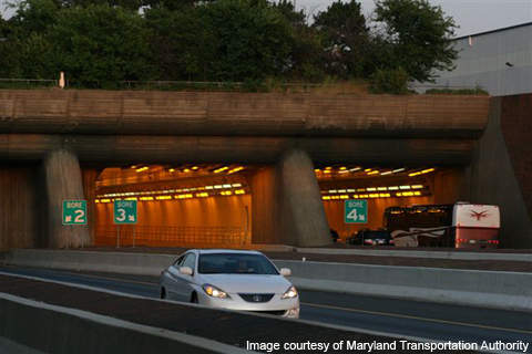 Fort McHenry Tunnel is a vital part of Interstate 95.