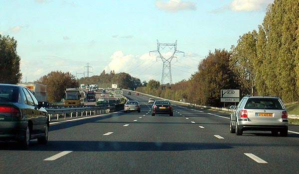 The French A65 will be completed by 2010–2011 and will be a tolled road.