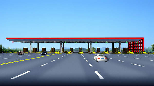 The six-lane toll road will be 12m-wide and 80km-long. Image courtesy of Ethiopian Roads Authority.