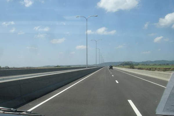 The TPLEX expressway will be connected to the Subic-Clark-Tarlac Expressway. Image courtesy of JeepCruizerPH.