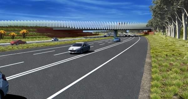 Gateway WA was one of the landmark projects undertaken by Main Roads WA. Image courtesy of Gateway WA.