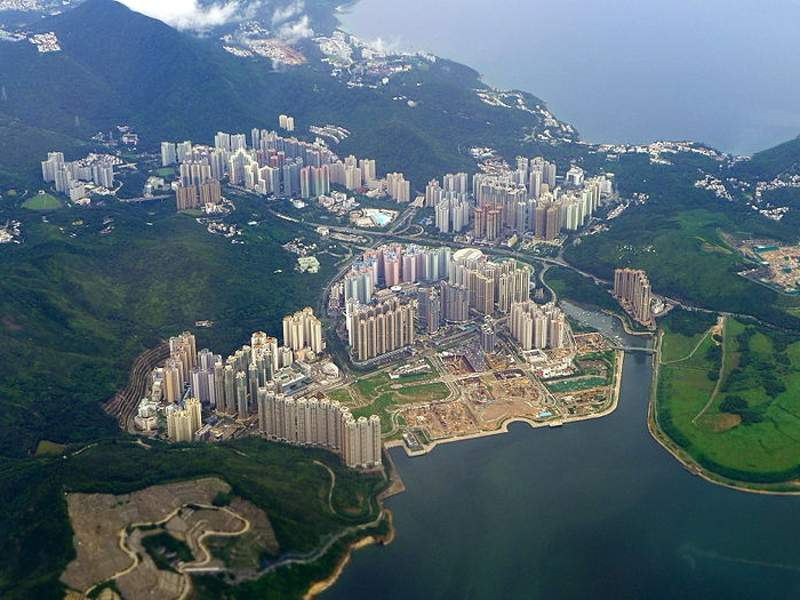 The project will help meet the traffic demand from the anticipated increase in population in Tseung Kwan O district. Credit: Wing1990hk.