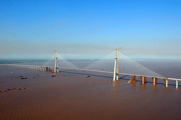 Sutong cable-stayed bridge