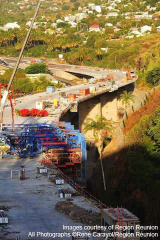 Construction work near St Pauls.