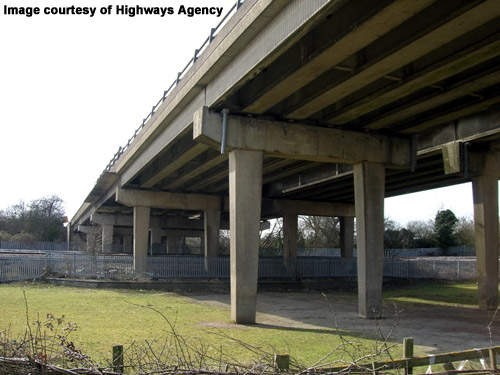 The new viaduct will be wider to satisfy new safety regulations.