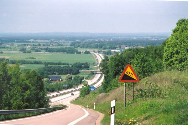 The final leg of the E6 highway is expected to be completed by 2015. Image courtesy of Yvonne Palm Lundstrom.