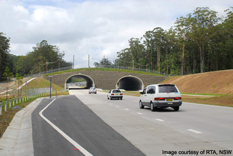 Bonville upgrade was opened to traffic in September 2008.