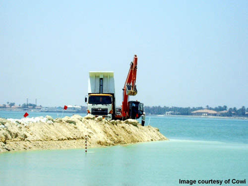 The Sitra Causeway project will be completed by June 2009.