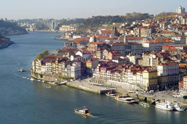 Porto is Portugal's second-largest city next to Lisbon and is fast becoming a popular tourist destination.